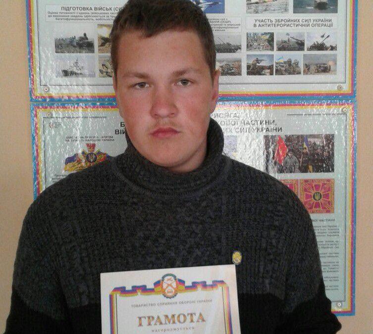Найвлучніший стрілець Київщини з Катюжанського училища!!!