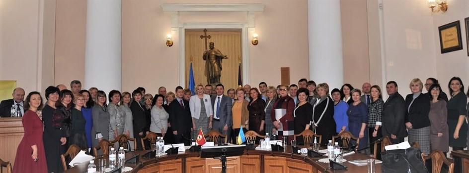 Участь у засіданні колегії Державної служби якості освіти України