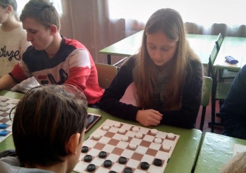 Участь у шахово-шашковому турнірі
