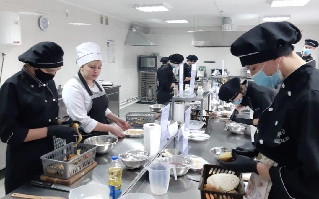 Зріз знань у кухарів
