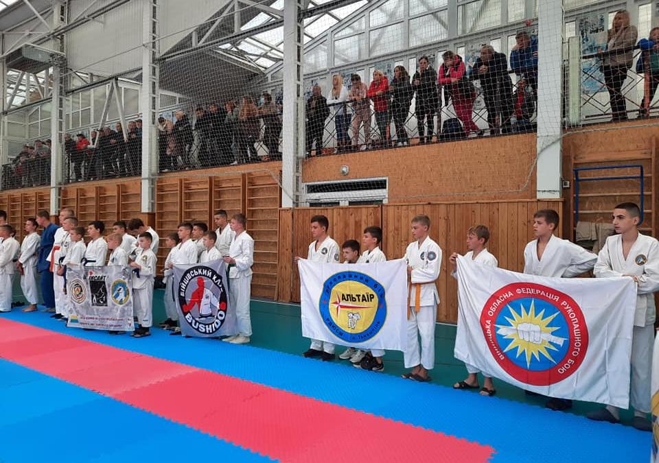 Учень Катюжанського ВПУ – чемпіон країни з рукопашного бою